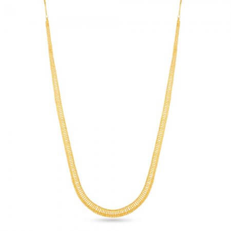 30483 - Bridal Necklace in 22 carat Gold