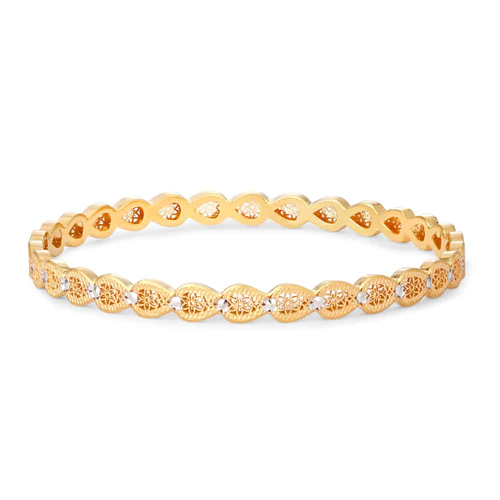 30505 - 22ct Gold Daily wear Bangle