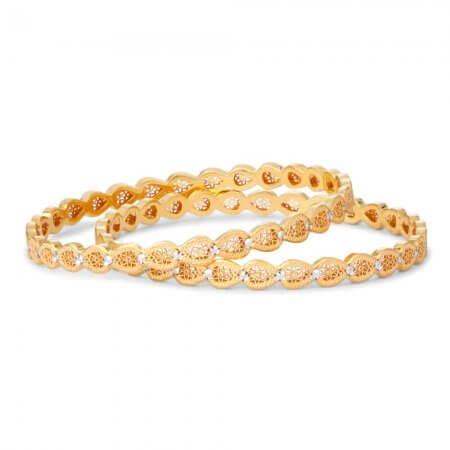 30504 - 22ct Gold Daily wear Bangle