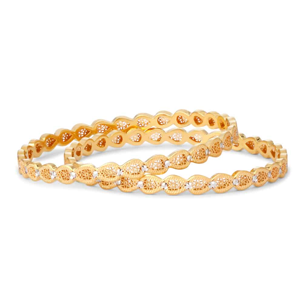 30504 - 22ct Gold Daily wear Bangle