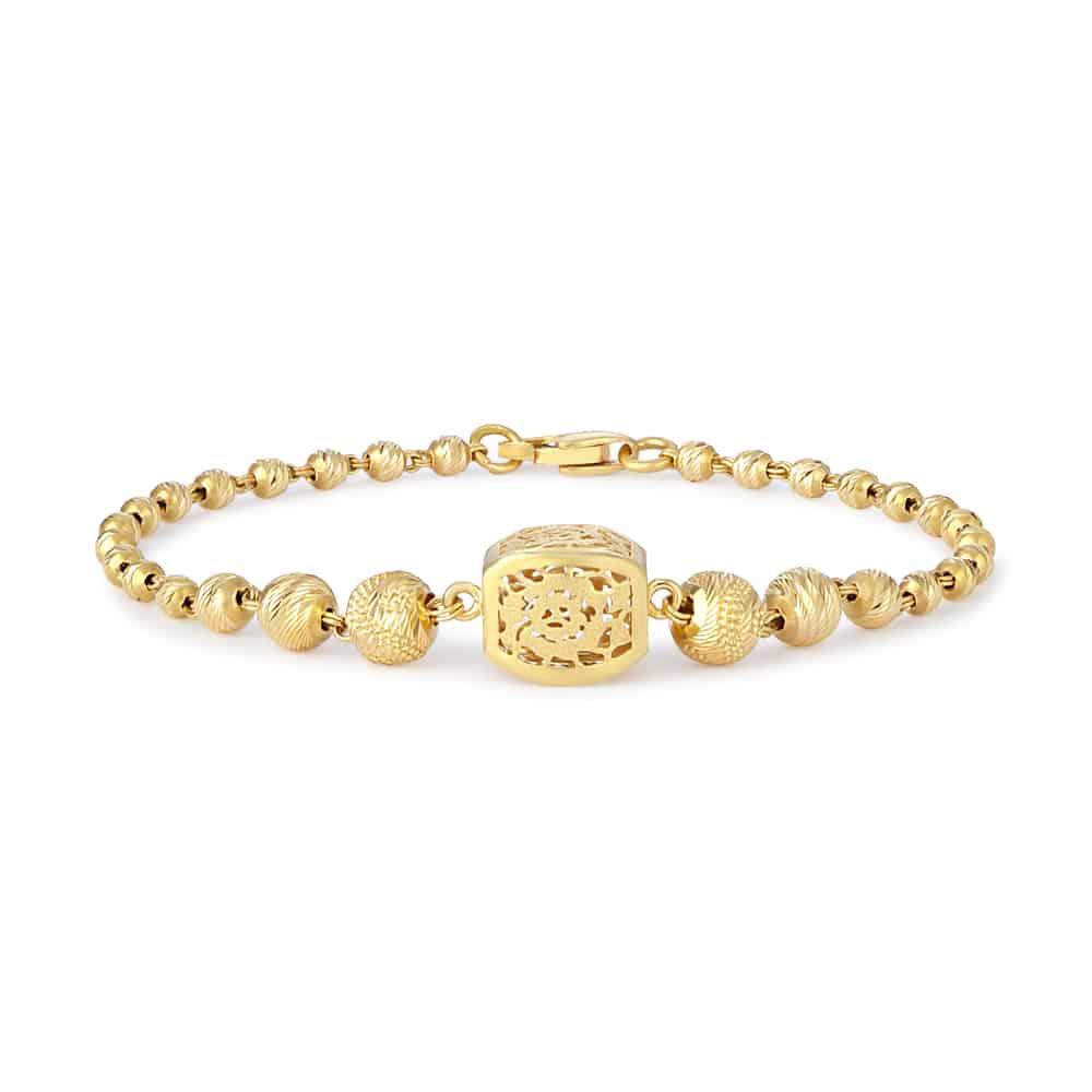 30511 - 22 Carat Gold Bracelet