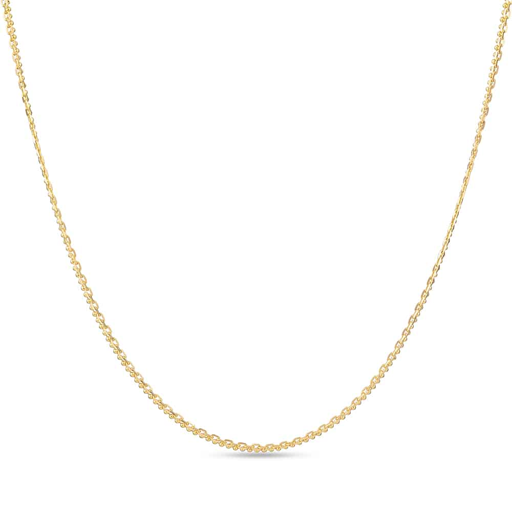 27402 - 22ct Gold Fancy Chain