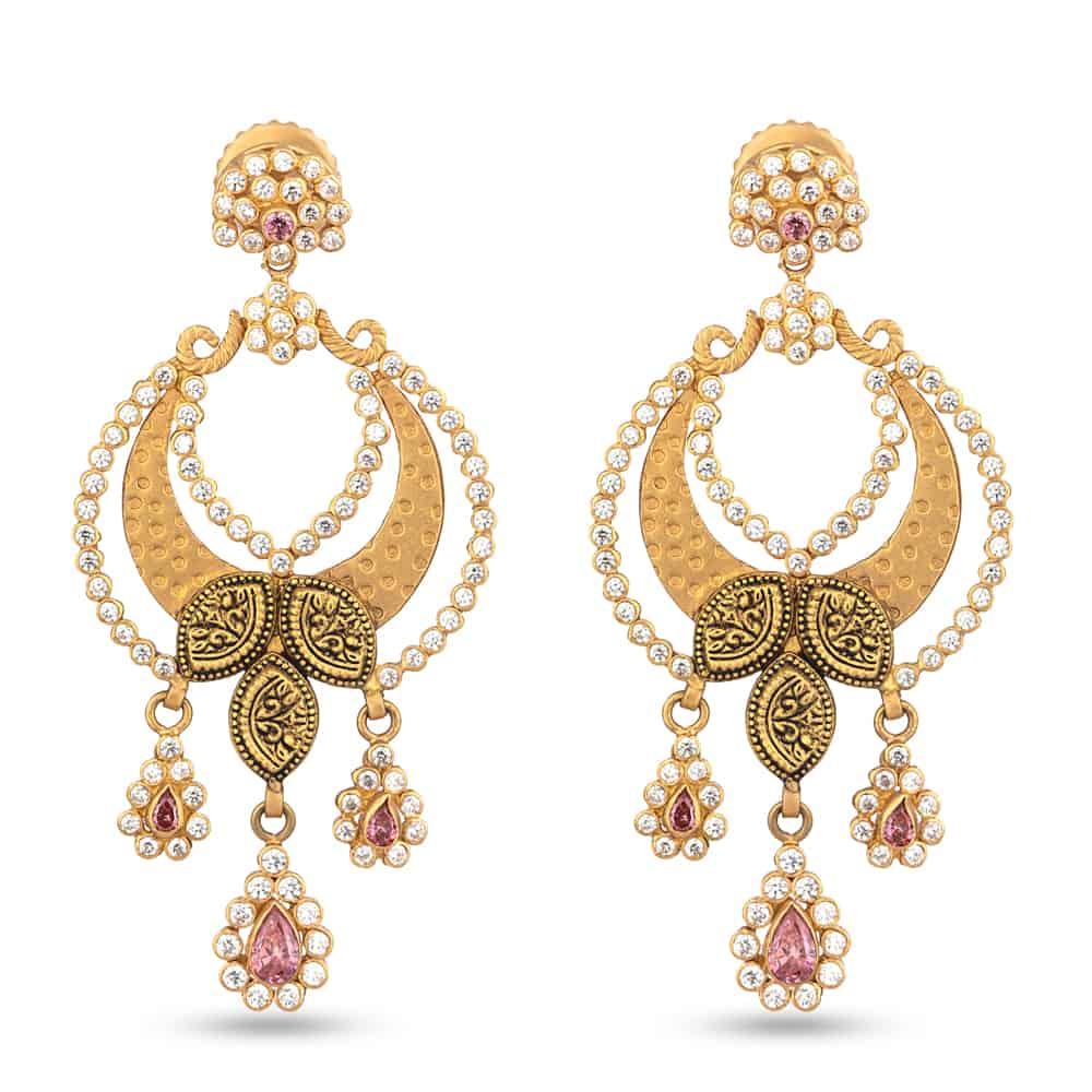 28781 - 22 Carat Gold Earrings UK
