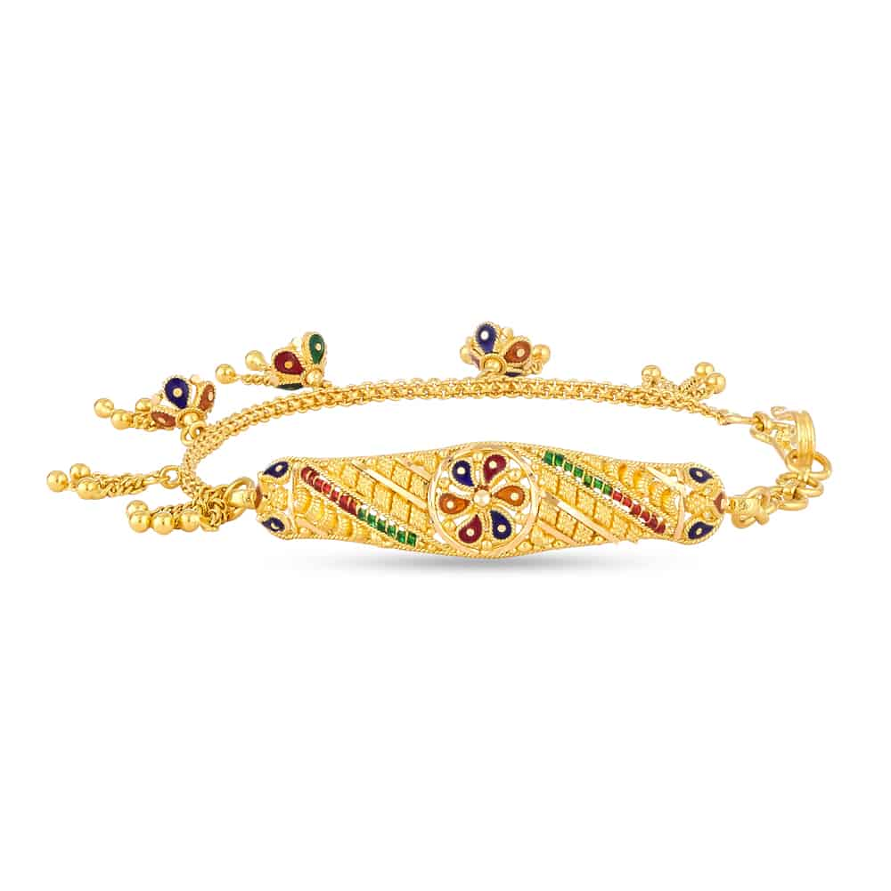 28783 - Half Bangle Bracelet