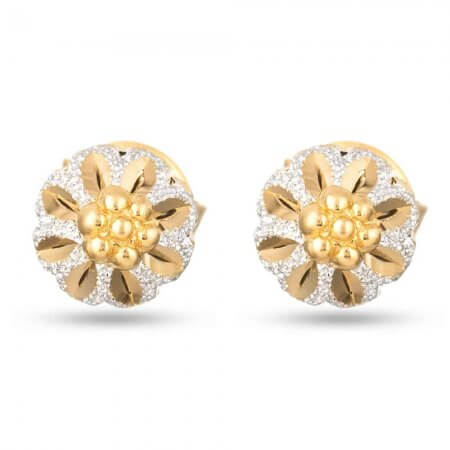 30389 - 22ct Gold Stud Earring