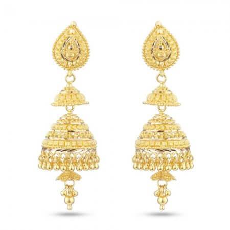 30488 - Indian Bridal Earring