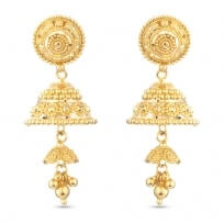 30490 - 22 Carat Gold Earrings UK