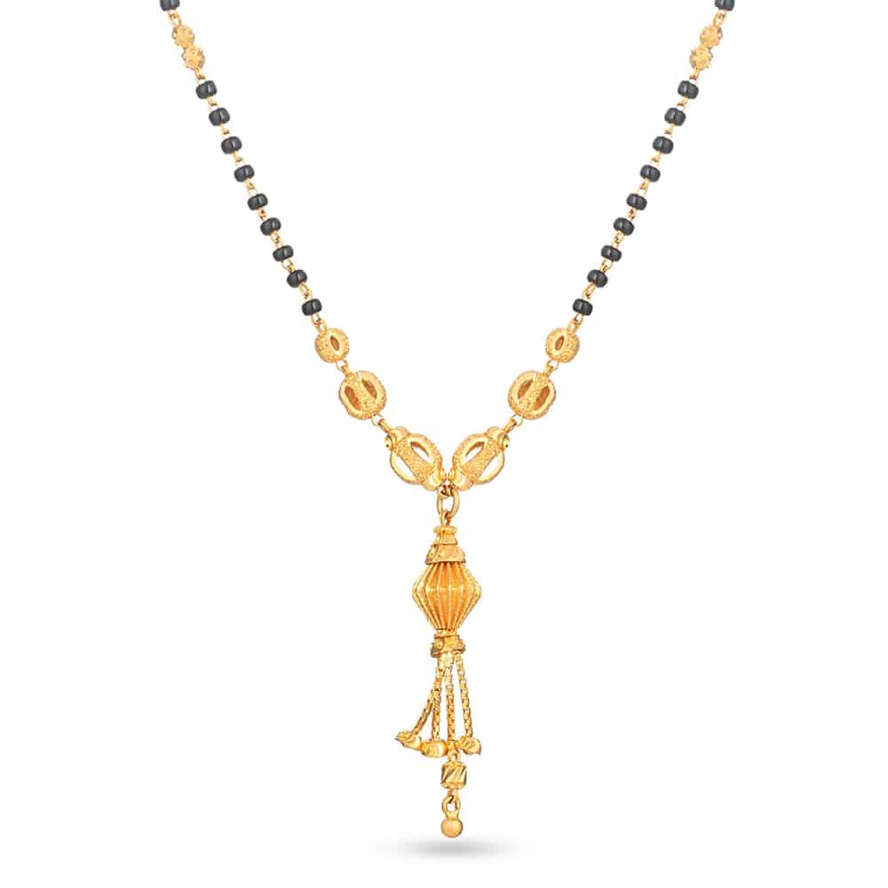 30519 - 22ct Yellow Gold Mangalsutra