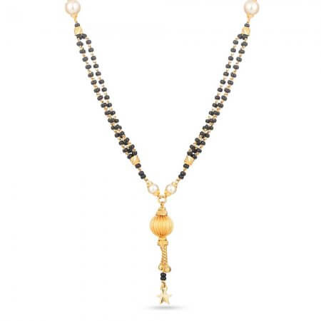 30518 - 22ct Indian Gold Mangalsutra