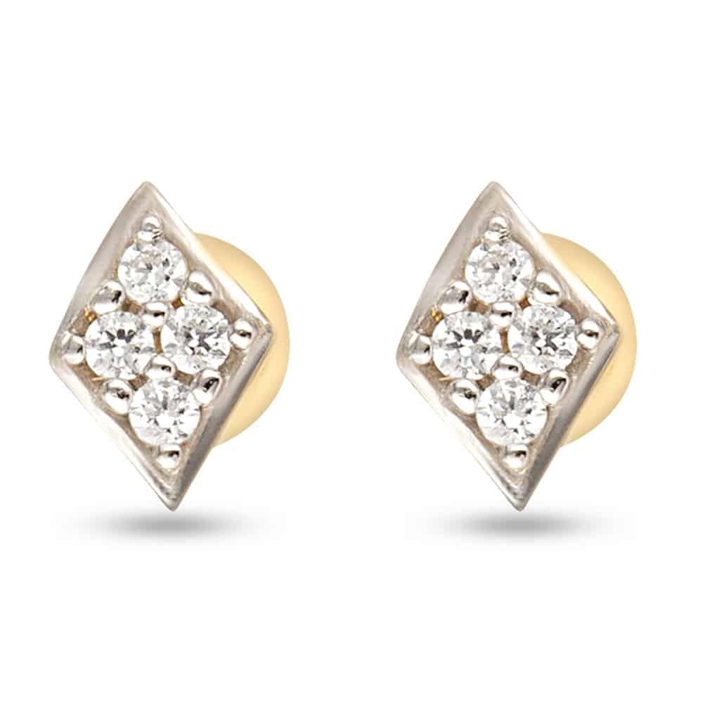 30562 - 22 Carat Stud Earring