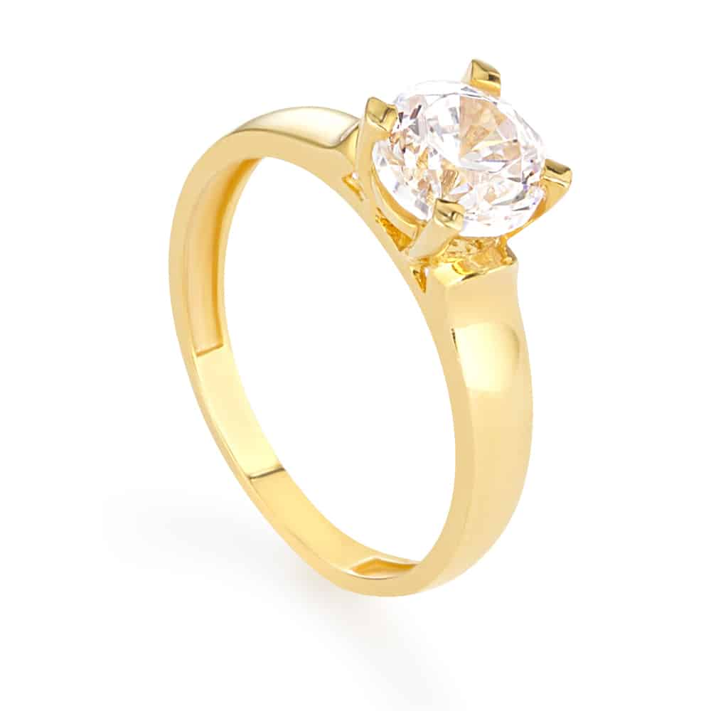 30741 - 22 Carat Gold Engagement Ring