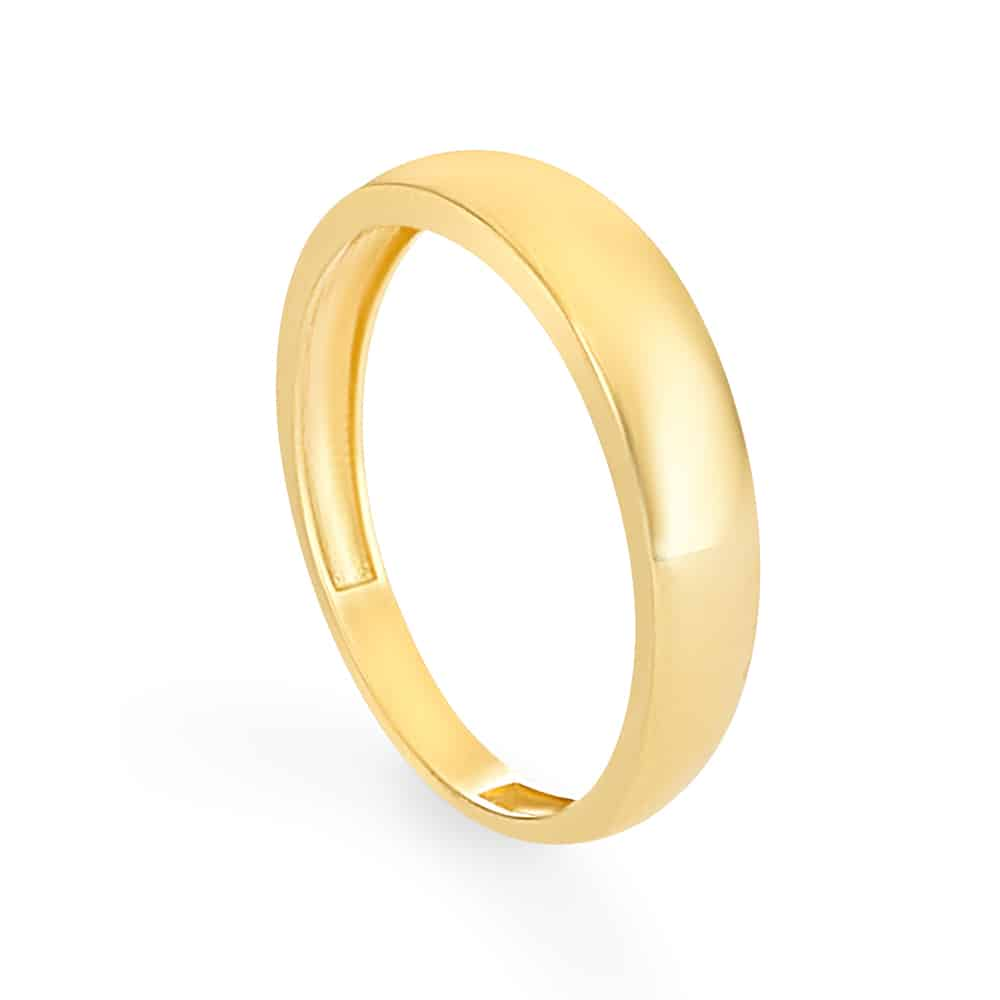 30743 - 22ct Indian Gold Wedding Band