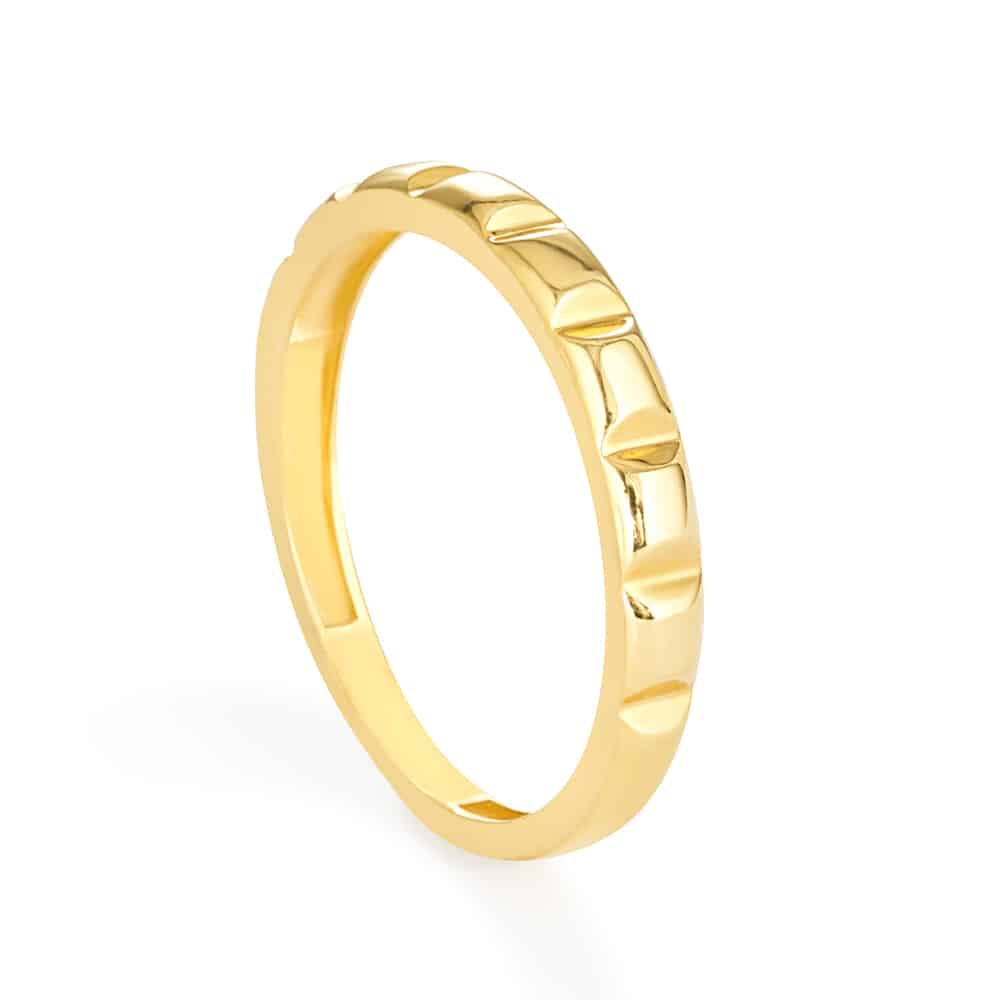 30745 - 22 carat Indian Gold Wedding Band Uk