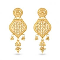 30812 - Asian Bridal Earring UK