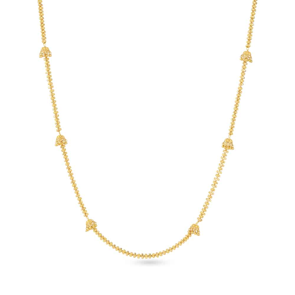 30848 - 22Carat Yellow Gold Mala Necklace