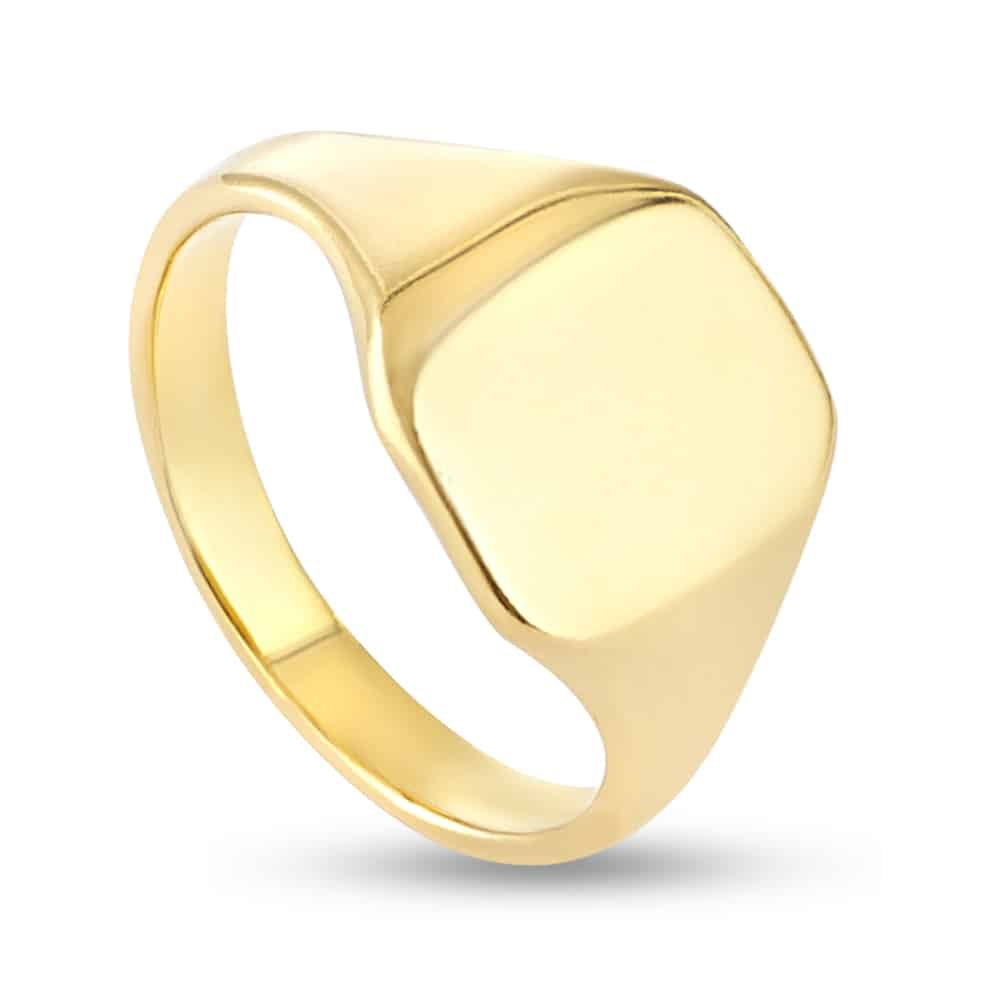 30834 - 22ct Indian Gold Ring For Men