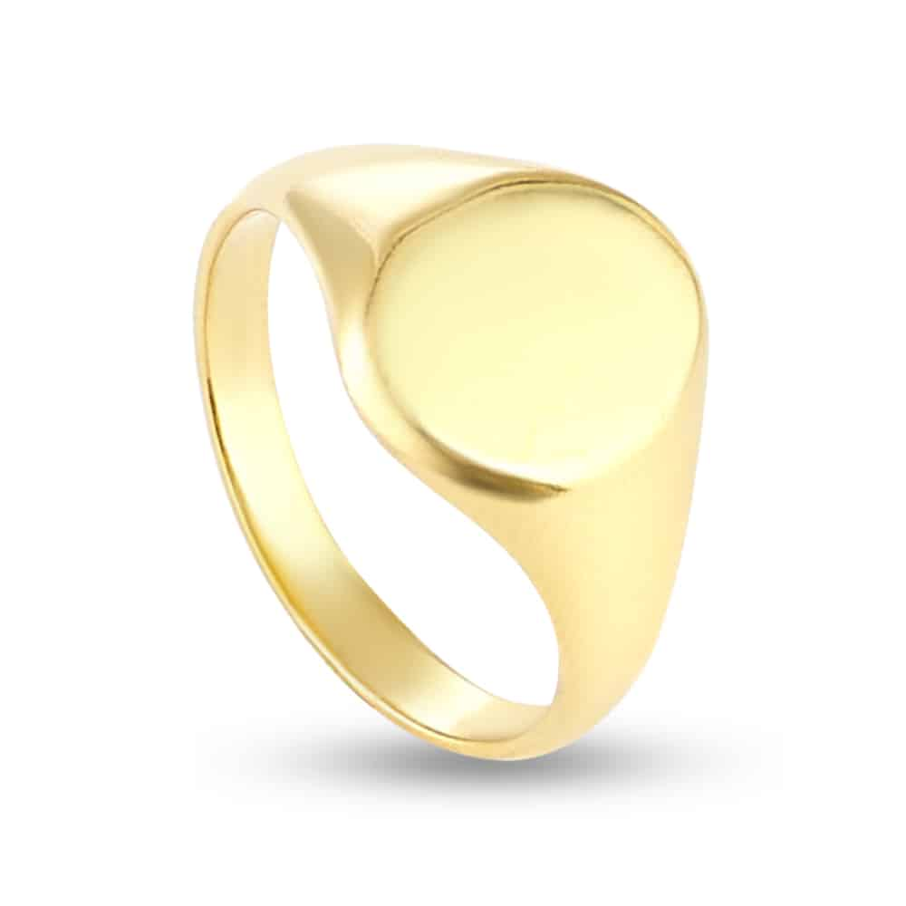 30835 - 22 Carat Indian Gold Ring For Men