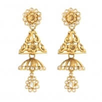 31102 - 22 Carat Gold Earrings UK