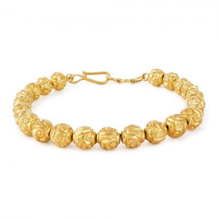 31160 - 22ct Gold Ladies Bracelet