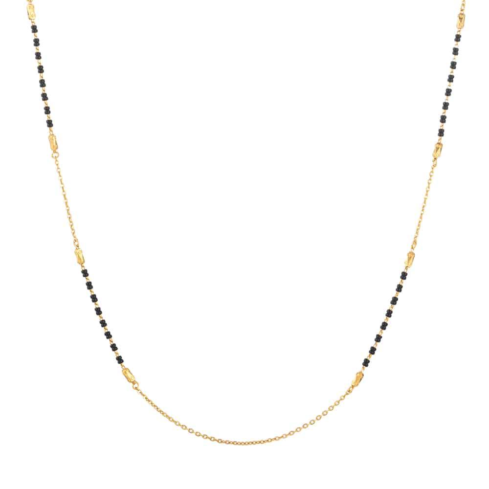 30944 - 22ct Asian Gold Mangalsutra