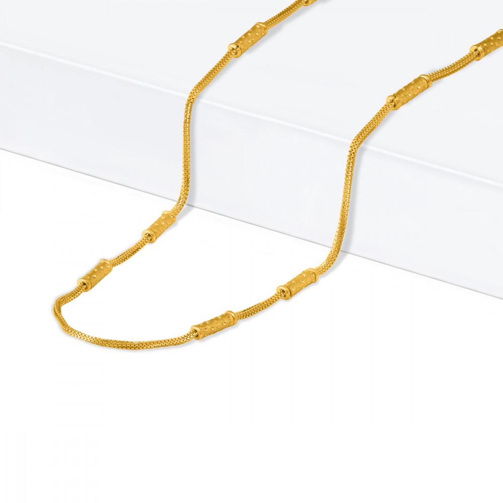 22ct Gold Choker Chain 31128-1