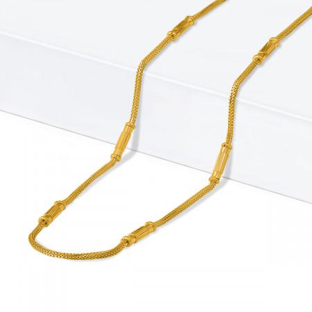 22kt Gold Choker Chain 31131-1