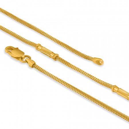 22kt Gold Choker Chain 31131-2