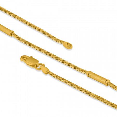 22ct Gold Choker Chain 31136-2