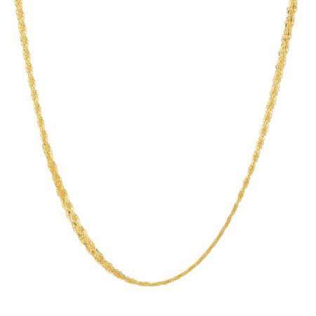 31819 - 22 Carat Gold Fancy Chain