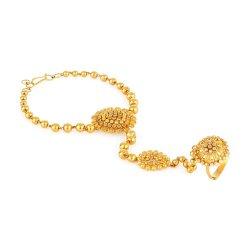 27556 - 22ct Gold Poncha