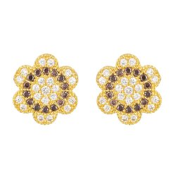31413 - Indian Gold Earrings In 22ct