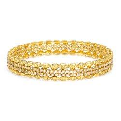 30963 - 22ct Gold Armari Kada