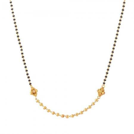 31891,31892,31893 - 22ct British Hallmarked Gold Mangalsutra