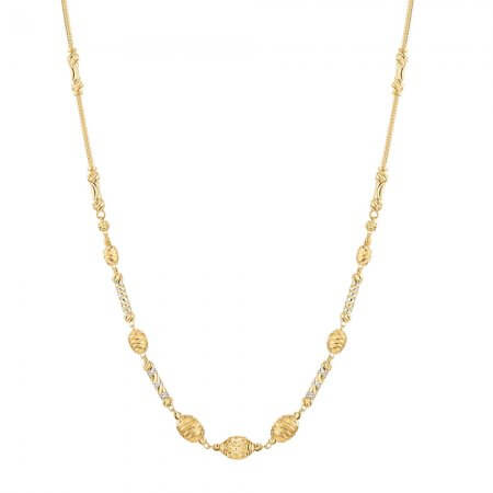 31962 - 22ct Gold Choker Necklace