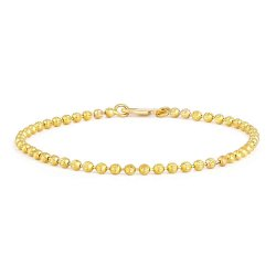 31972 - 22ct Gold Baby Bracelet