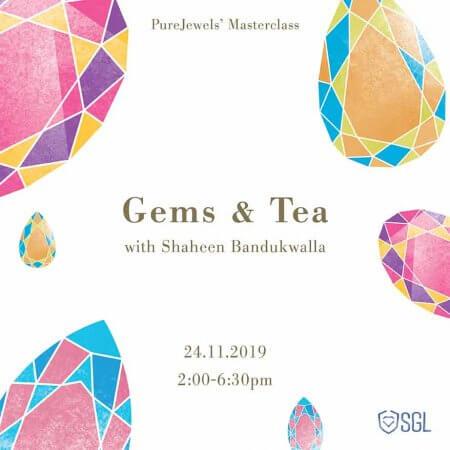 Gems and Tea