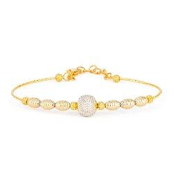 31938 - 22ct Gold Bracelet