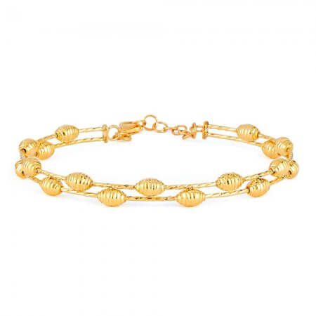 22ct Gold Bracelet 31939