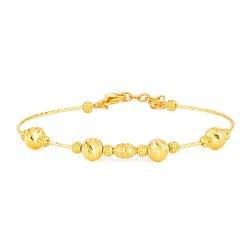 31941 - 22ct Gold Ladies Bracelet