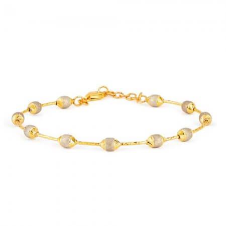 31942 - 22 Carat Gold Ladies Bracelet
