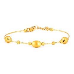 31947 - 22ct Gold Bracelet