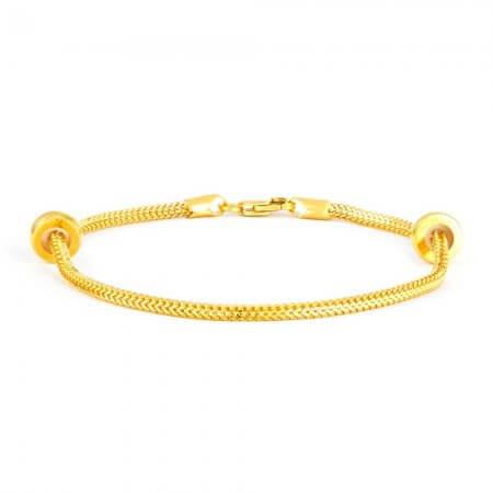 32002 - Indian Bracelet in 22ct Gold