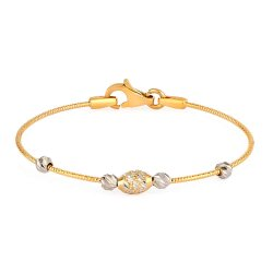 32035,32034 - 22ct Gold Baby Bangle