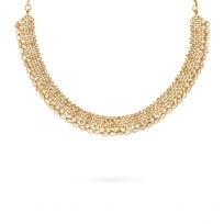23664 - Diya Collection 22ct Gold Necklace