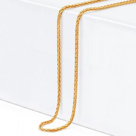 22ct Gold Spiga Chain 31814-1