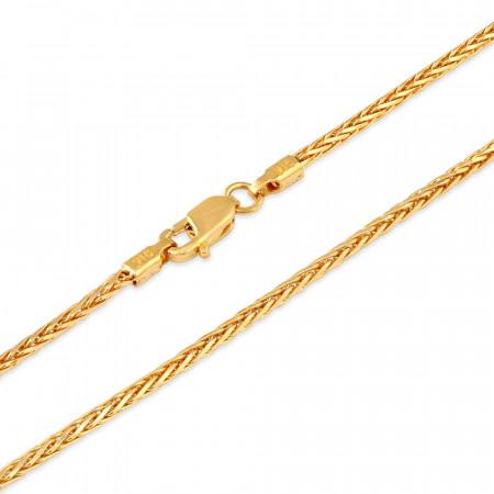 22ct Gold Spiga Chain 31814-2