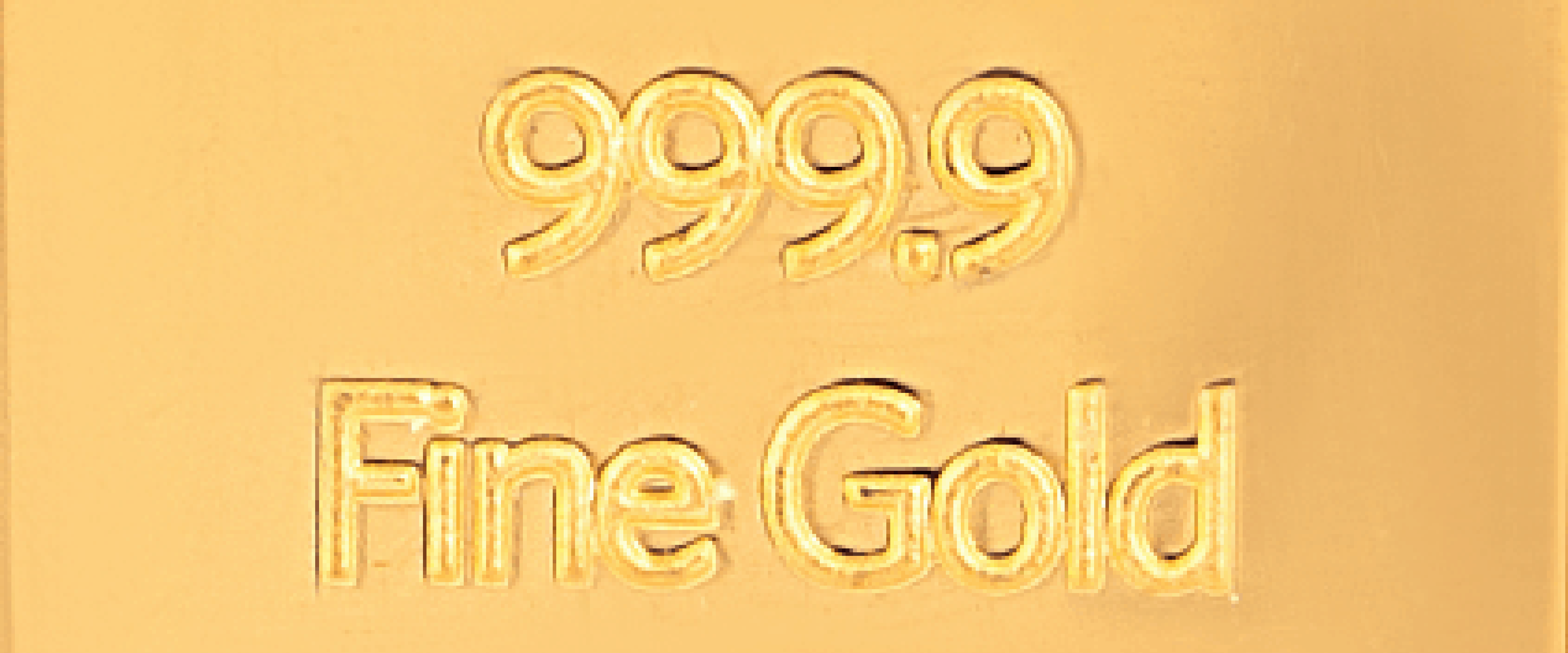 what is 999 fine gold and how many carats does it comprise?