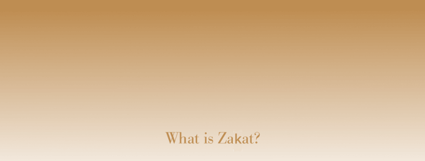 Why is Zakat important?