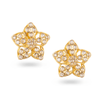 27095 - Diya Collection 22ct Gold Earring