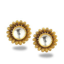 22ct Gold Armari Stud Earring